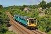 142073 2B56 11:10 Swansea to Cardiff Central at Llangewydd Farm 29/06/13.