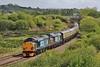 37606 & 37667 1Z38 06:30 Tame Bridge Parkway to Carmarthen at Llandeilo Junction 16/5/15.