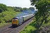 55009 (D9009) 1Z52 05:18 Burton-on-Trent to Shrewsbury at Stormy 17/6/17.