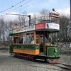 49 Wolverhampton Double Deck, Open Top - Black Country Living Museum 11.03.12