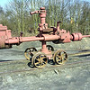 No No. 4w Rail Mounted Drill - Black Country Museum 11.03.12 NG