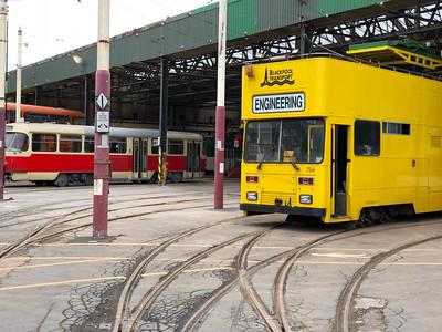 Rigby Road Heritage Tram Depot