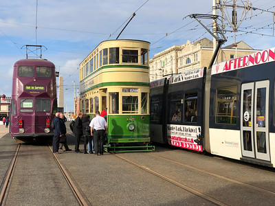 SEPTEMBER SPECTACULAR – TRAMWAY 133RD ANNIVERSARY WEEKEND