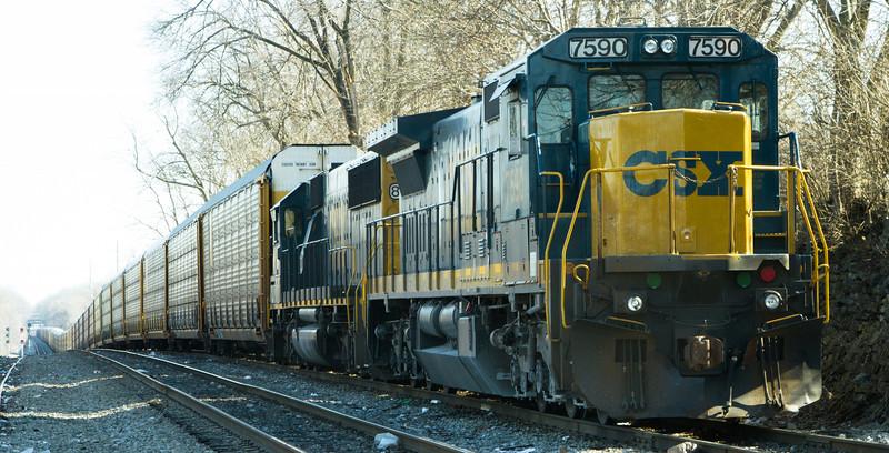 Blake's Trains