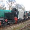 Ransome Rapier Steam Crane ADRR 95215 - Horsted Keynes, Bluebell Railway - 17 April 2016