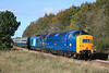 DELTIC on a freight line