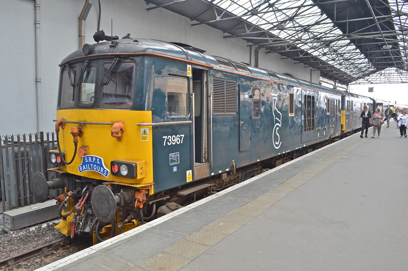 73967 and 73966 at Inverness.