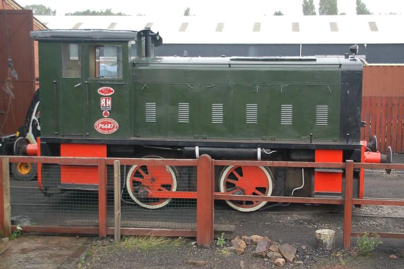 RH 312984 P6687 - Bo'ness & Kinneil Railway - 15 August 2018