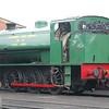 HE 3818 NCB No.19 Fife Area - Bo'ness & Kinneil Railway - 15 August 2018