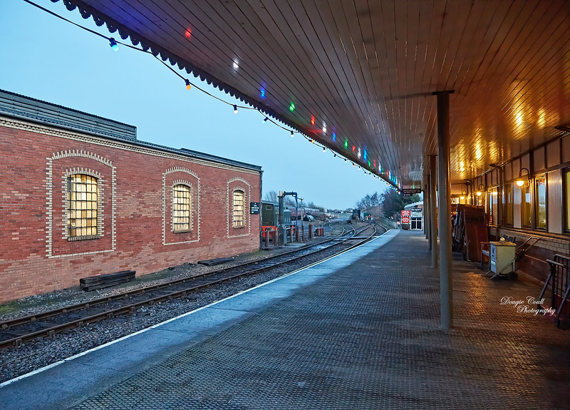 Bo'ness Station - 28 December 2019