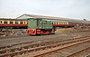 Shunter - Bo'ness Station - 25 July 2012