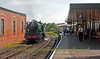 'Morayshire' On the move
