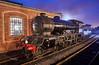 'Morayshire' at Bo'ness Station - 18 October 2014