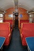 Carriage Interior - Bo'ness & Kinneil Railway - 8 July 2012