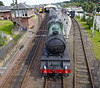 'Morayshire' Leaving Bo'ness Station - 25 July 2012