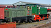 Diesel Shunters - 13th May 2009