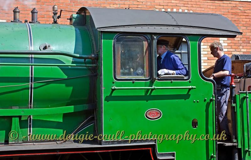 'Morayshire' Cab - 2nd June 2009
