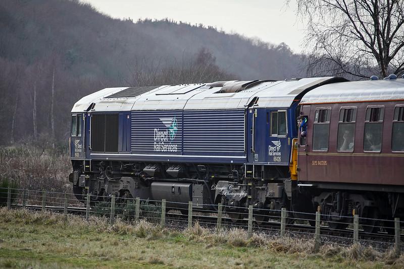 Diesel locomotive () at Bo'ness Station - 28 December 2019
