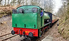 NCB No19 at Bo'ness Station - 22 March 2015