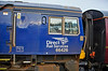 DRS Loco 66426 at Bo'ness Station - 28 December 2019
