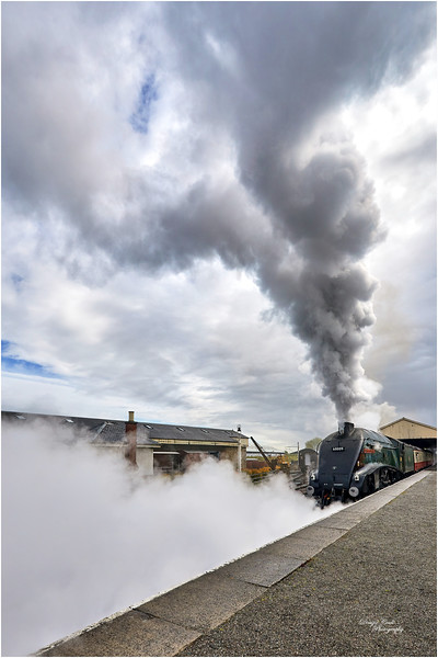 Bo'ness Station - 6 May 2019