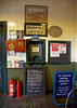 Booking Office - Bo'ness & Kinneil Railway - 8 July 2012