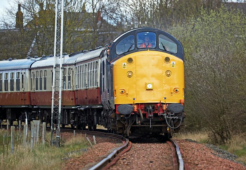 Bo'ness Railway- 1 April 2017