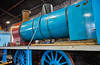 'Thomas the Tank' having some TLC at Bo'ness  - 1 April 2017