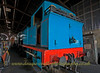 Thomas Engine in the Loco Shed - 2nd June 2009