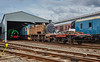 Bo'ness Station Yard - 1 May 2016