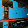 5710 Neilson Reid 0-6-0T Bo'ness & Kinneil Railway