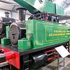 2127 A Barclay 0-4-0CT - Bo'ness & Kinneil Railway