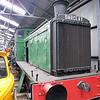 343 A Barclay 0-6-0DM Bo'ness & Kinneil Railway