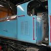 9561 Sentinel 4wVBT Bo'ness & Kinneil Railway