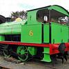 3640 (6) Hawthorn Leslie 0-4-0ST - Bo'ness & Kinneil Railway