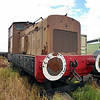 275883 Ruston Hornsby 4wDM Bo'ness & Kinneil Railway