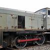 552 A Barclay 0-4-0DH Bo'ness & Kinneil Railway