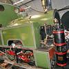 840 A Barclay NG 0-4-0T Bo'ness & Kinneil Railway