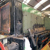 421439 Ruston Hornsby 0-4-0DE Bo'ness & Kinneil railway