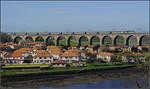 07.10 Leeds-Aberdeen ECML.service on the Royal Border Bridge.