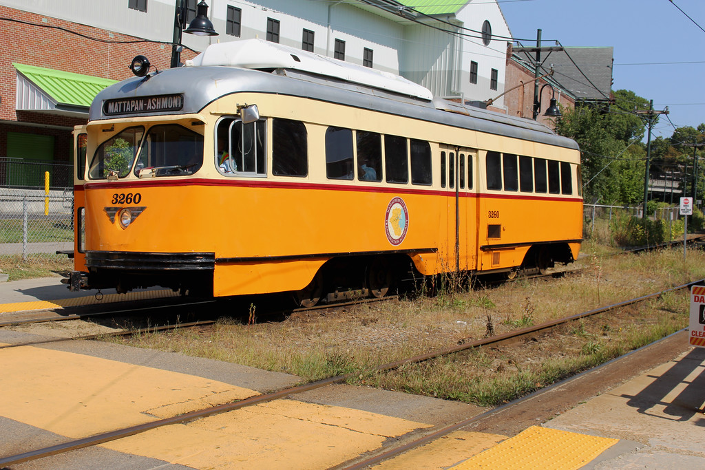 Milton Station PCC Car Shot 3 9-13-17
