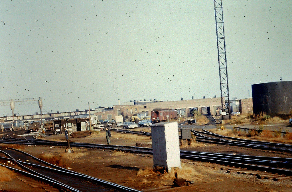 Boston Engine Terminal in 1973