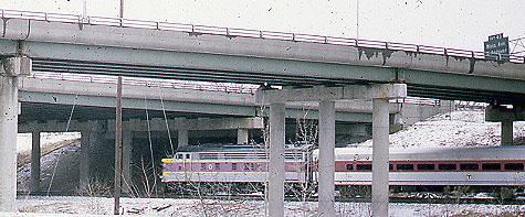 Lawrence under I495