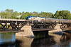Merrimack River Bridge Downeaster Train 687