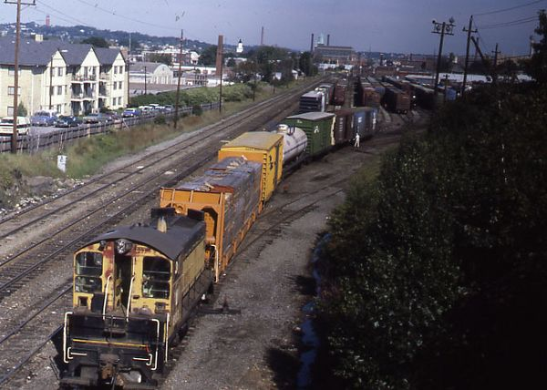 Lawrence Yard West End