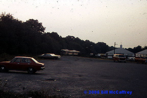 North Lexington from a GAF slide dated Sept., 1972