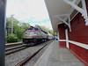 Bradford Depot MBTA Engine 1116