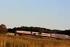 Newbury Marsh Engine 1058 on Train 172