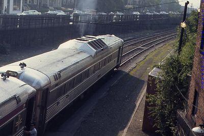 Cambridge - RDC at Station