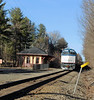 Plaistow NH Downeater Amtrak Number 686